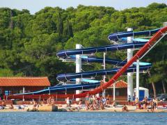 A wonderful holiday in Croatia. Biograd na Moru. Villa Angie