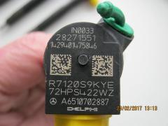 A6510702887 fuel injector DELPHI 28271551,Mercedes-Benz C-CLA