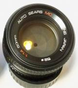 Auto Sears MC 50mm 1:1.4 Pentax K светосильный