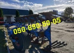 B/reversible plough Lemken Vari Diamant 6+1 in excellent condition