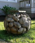 Благоустрій Декор з Металу Дерева Скульптура Будинок Сад Парк