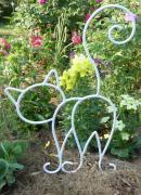 БлагоУстройстВо Декор из Металла Дерева Скульптура Дом Сад Парк