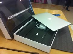 brand new apple macbook air