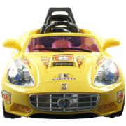 Children electric car 12 volt with RC