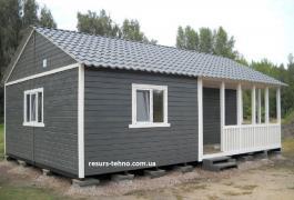 Дачные домики недорого в любое время года