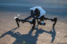 Дам в аренду квадрокоптеры / дроны «Inspire 1 Pro» и «Inspire 1»