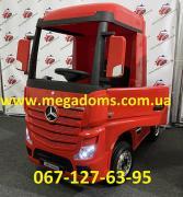 Детский электромобиль-фура- грузовик MERCEDES-BENZ ACTROS
