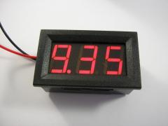 Digital voltmeter dc4-30v