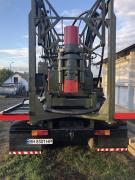 Drilling rig UKB-500 on the basis of MAZ 500