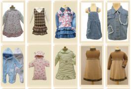 Дитячий одяг від виробника з Польщі
