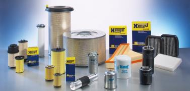 filter HENGST for cars and machinery