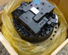 Final drive (turn gear, side gear)
