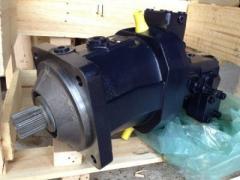 Гидромотор (хода, поворота) для экскаватора