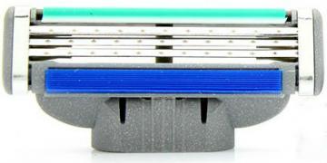 Gillette Mach3 Turbo 8 картриджей в упаковке