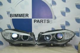 Headlights BMW 5 F10