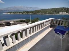 Хорватия . Отдых на острове. Апартаменты Villa Vania