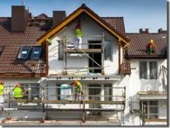Кровельные, строительные работы, кровельные работы, крыша, крыша