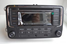 Магнітола RCD320 CD MP3 USB SD AUX Bluetooth