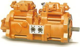Main pump (main pump) excavator