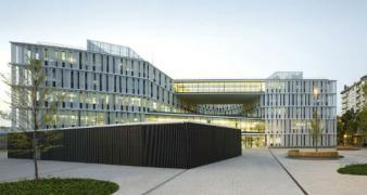 Металлоконструкции общественных зданий