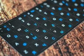 Наклейки на клавиатуру с разными языками и бесплатной доставкой