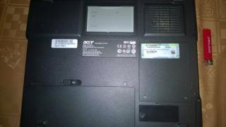 Недорогой ноутбук Acer Aspire 1350 (для работы, в отличном состо