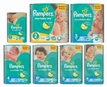 Pampers Active Baby diapers wholesale