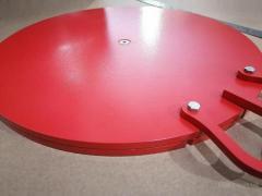 Platform PPG-01, turntable, turntable, for trucks