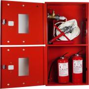 Пожежні шафи (СП, СПК, СП) і комплектуючі