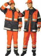 Рабочий костюм ИТР (куртка+полукомбинезон) демисезонный