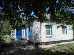 Rogozov.House with veranda, 51кв.m of limestone and land 60