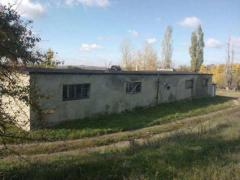 Sell its own premises on the route Belgorod-Ha
