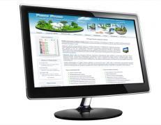 Создание красивых сайтов на системе управления