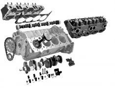 Spare parts for engines Cummins, Perkins, Weichai Deutz, John Deere