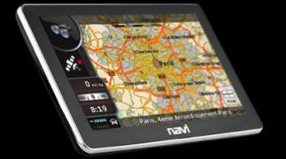 Super GPS Navy