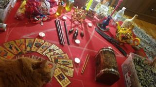 Tarot reader in Kiev. Help of a magician in Kiev