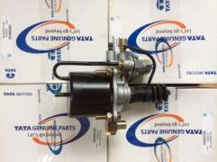 The shock absorber on front standard, TATA