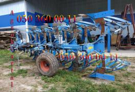 Used plough VARIOPAL N 100 4+1, in Ukraine is not worked