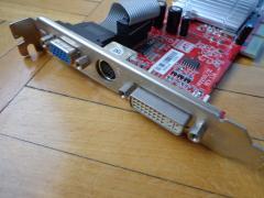 Видеокарта ATI AGP R9250L /SE