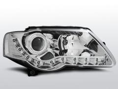 VW Passat B6 передняя оптика