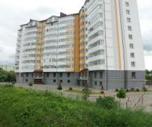 "We present to your attention a Residential complex ""Yubileiny"""