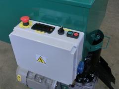 Wood waste granulators MG 200 (Czech Republic)