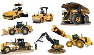 Запасные части к дорожно-строительной технике Caterpillar