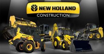 Запасные части к дорожно-строительной технике New Holland